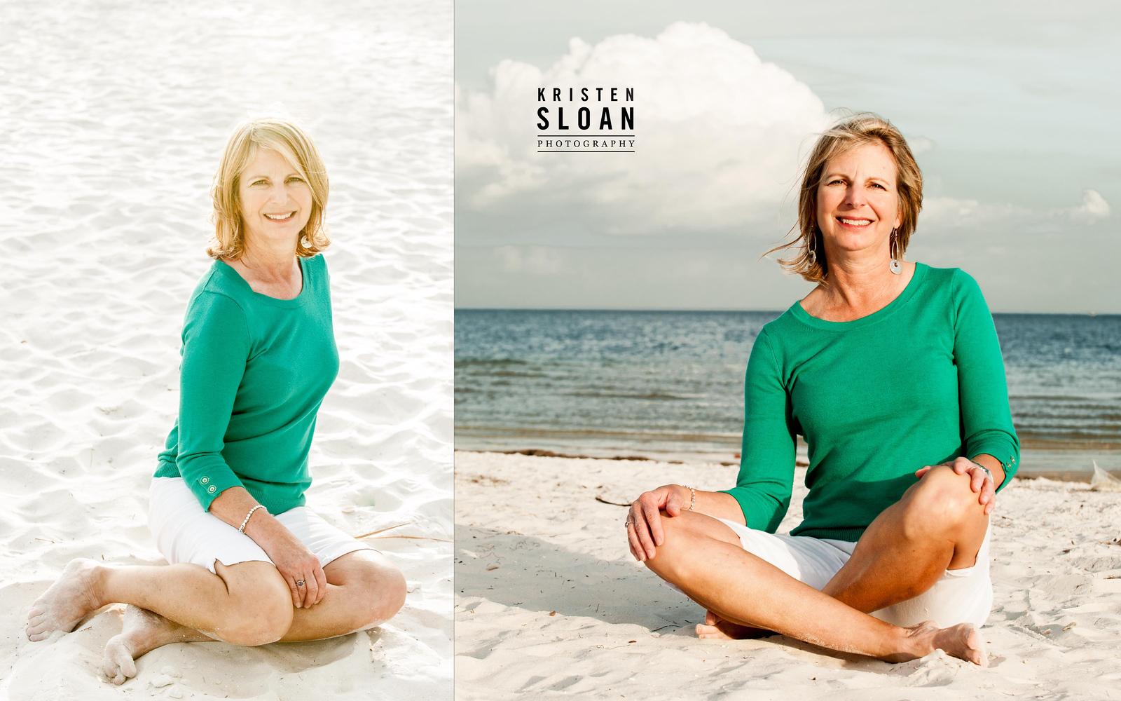 saint petersburg florida beach portraits