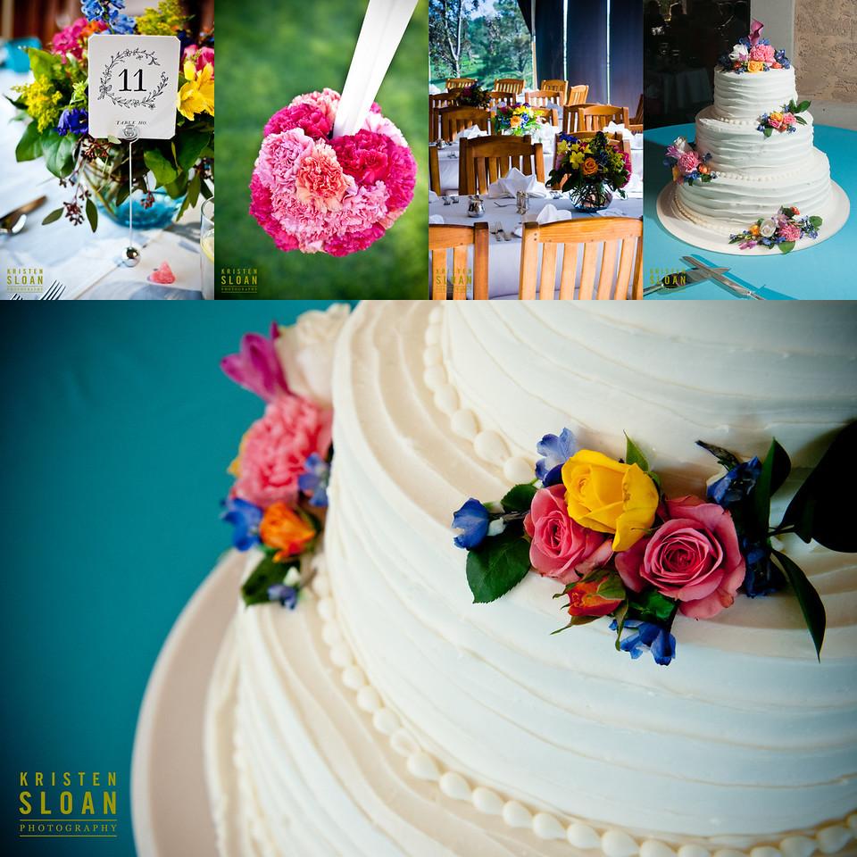 Wedding Cake Das Meyer Bakery Denver Colorado