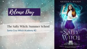 Read more about the article Release Day: The Salty Witch!