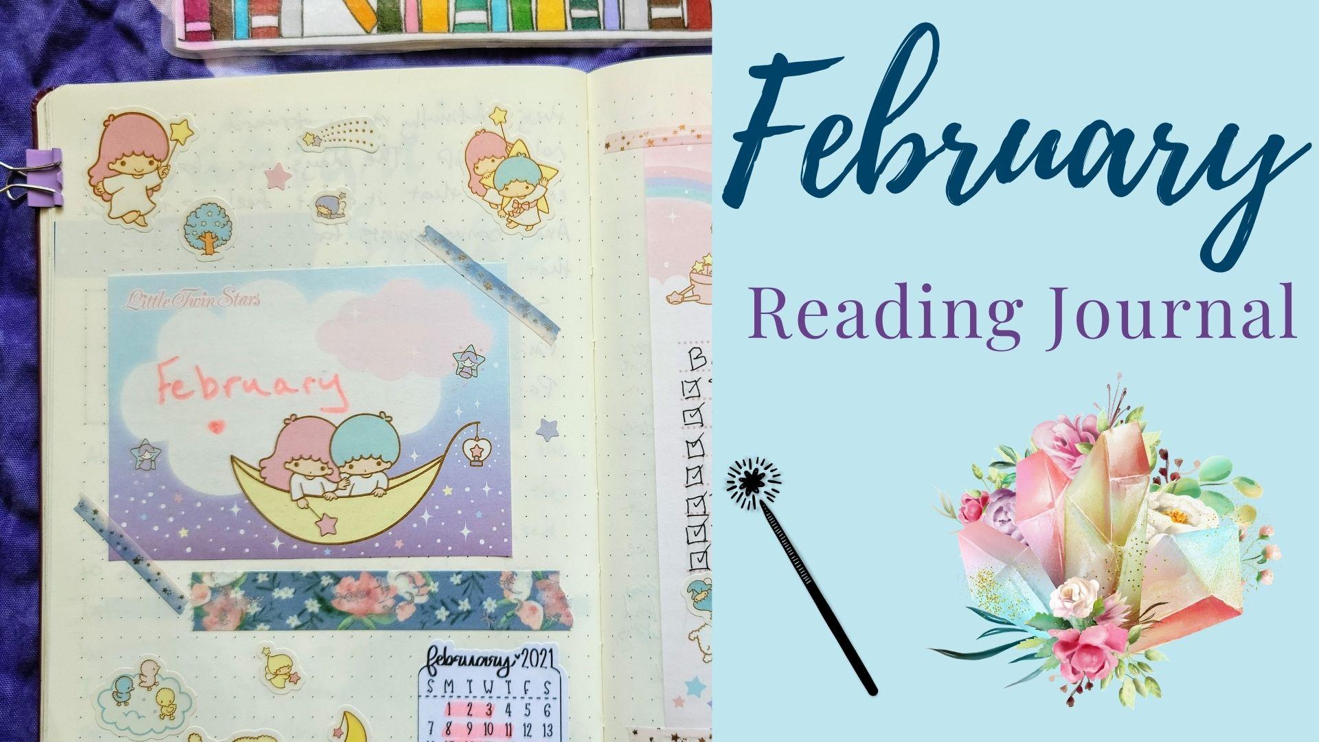 February Reading Journal: Little Twin Stars