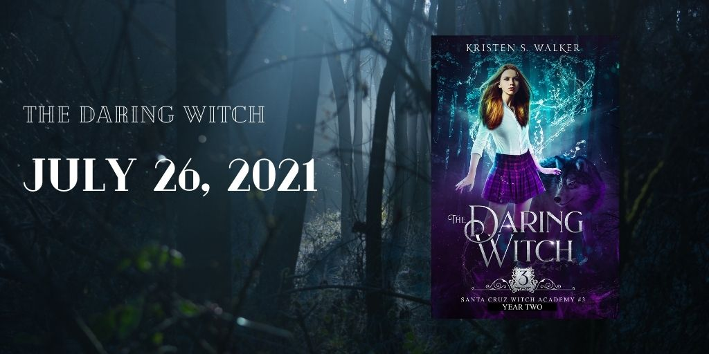 Read more about the article Release Date: The Daring Witch Announced!