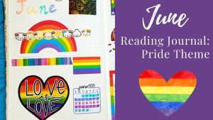 Read more about the article June Reading Journal: Pride Theme