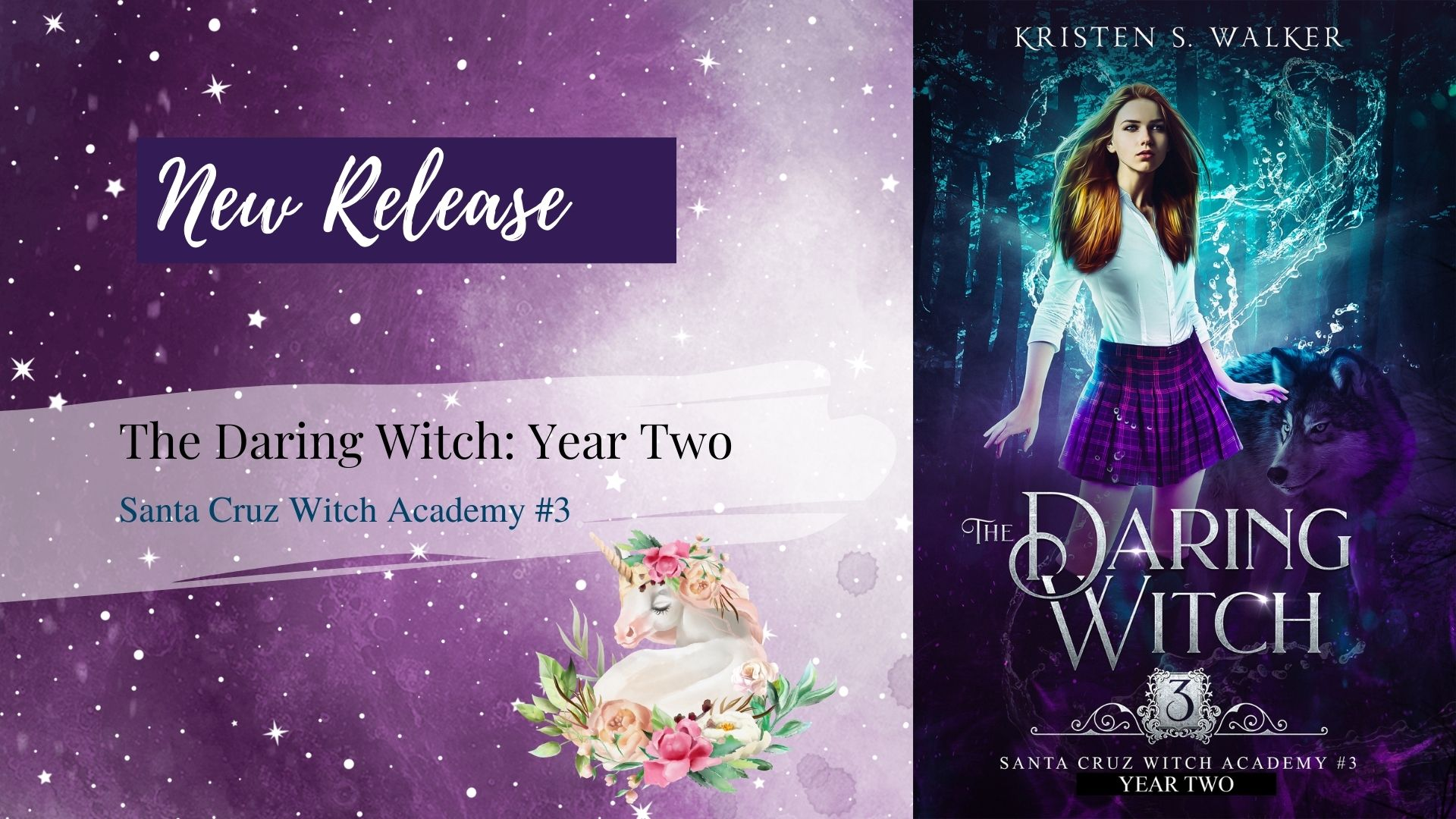 Read more about the article The Daring Witch is Finally Here!