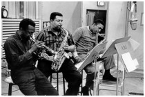 Miles, Coltrane, Cannonball jazz
