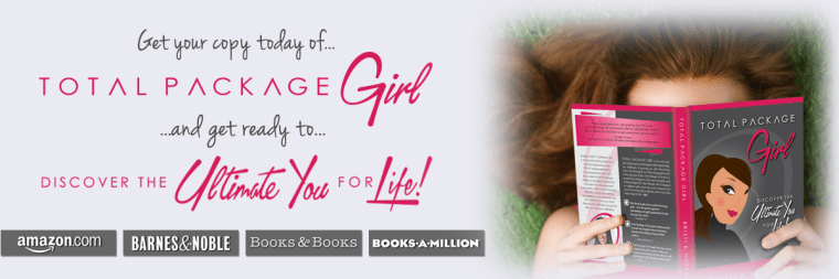 Total Package Girl Book