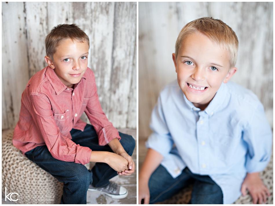 Baxter Boys   Utah Child Photographer