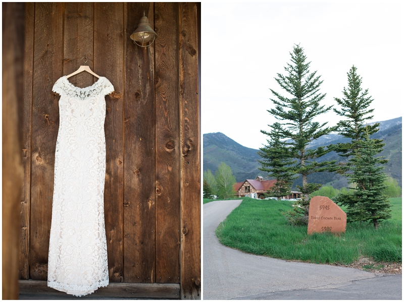 Destination Park City Wedding | Kristina Curtis Photography