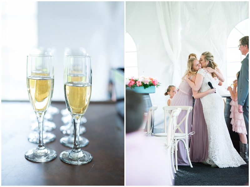 Destination Park City Wedding | Kristina Curtis Photography Culinary Crafts, wedding toasts