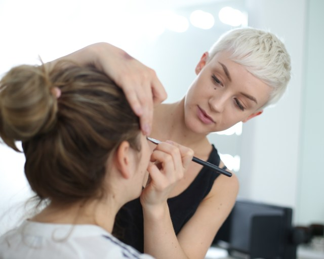 10-day complete bridal makeup course - best makeup academy