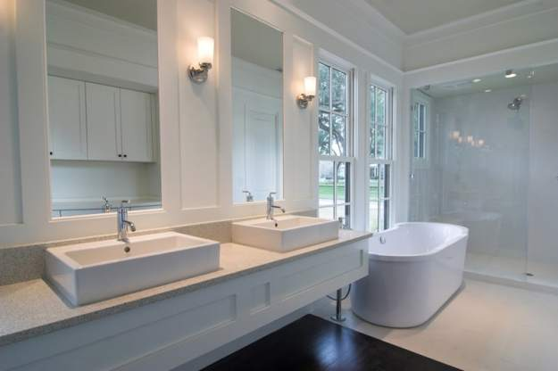 design a luxury master bathroom you'll never want to leave | kwd