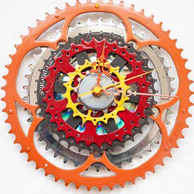 bike-sprocket-clock-orange-gray-red-004