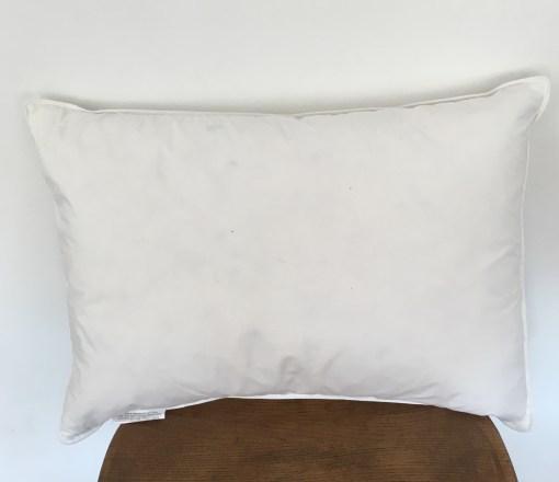 pillow insert (12x20)