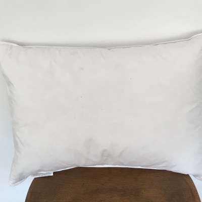 Featherdown Pillow Inserts 40x40 Kristin Dion Design Mesmerizing Down Pillow Inserts 22x22