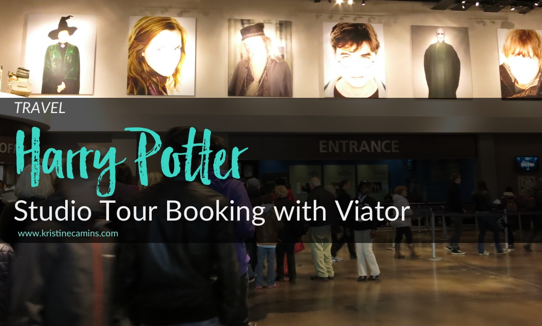 Harry Potter Studio Tour Booking