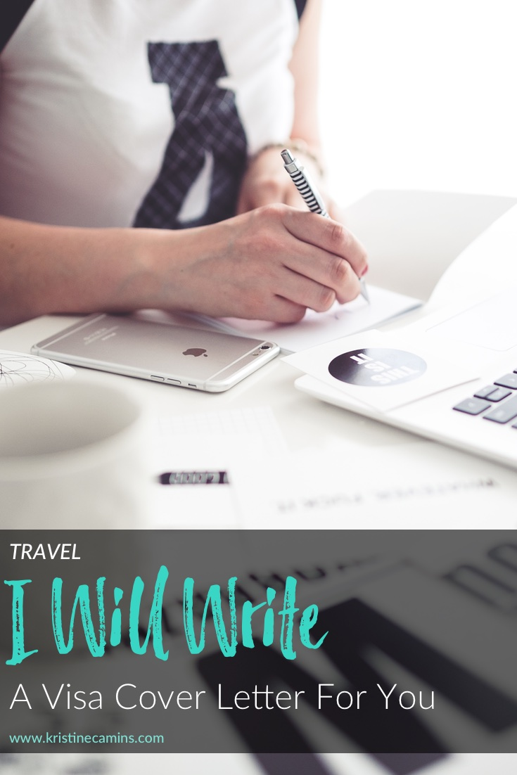 I will write a cover letter for you! Check out my Fiverr gig!  www.kristinecamins.com
