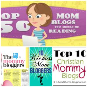 Mommy Blog Collage