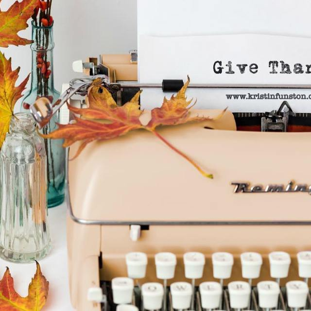 Wishing you the happiest and most grateful of Thanksgivings! hellip
