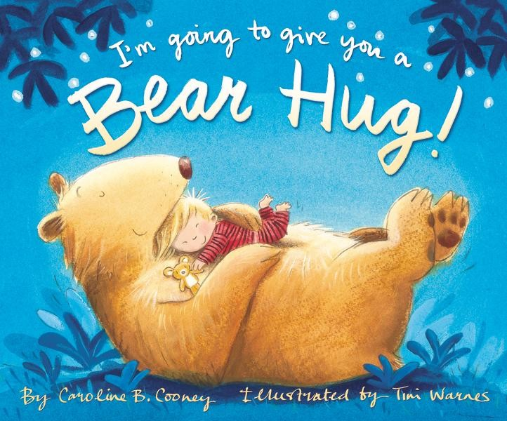I'm Going to Give You a Bear Hug ... and a free book!