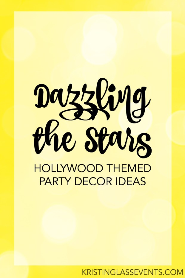 I love murder mysteries, both participating in and planning them. Check out my Hollywood themed party decor for a recent murder mystery party! Read on for some fun and affordable ideas to really nail this event theme.