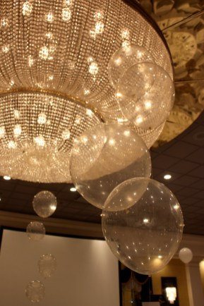 A Roaring Twenties Gala - event decor ideas