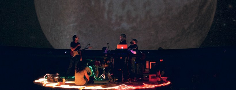 Letters from Pluto - Live in Space! Concert photos