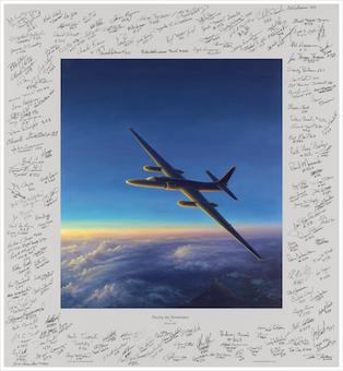 Lockheed U 2 Reconnaissance Aircraft 55th Anniversary