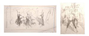 Thumbnail dance sketches