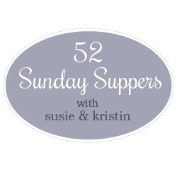 Welcome to 52 Sunday Suppers