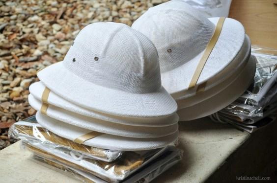 Bee Keeper Hats WM