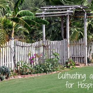 31 Days: How to Cultivate a Heart for Hospitality