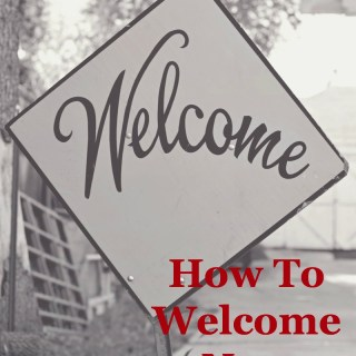 How to Welcome New Neighbors