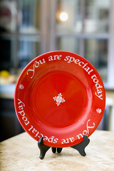 You Are Special Table Top Printables | 31 Days of Outrageous Hospitality with Kristin Schell