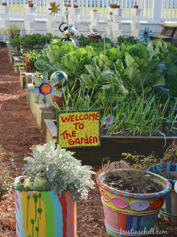 Welcome to the Garden | A Big God Dream |  kristinschell.com