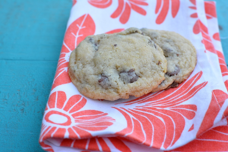 Mia's Chocolate Chip Cookies