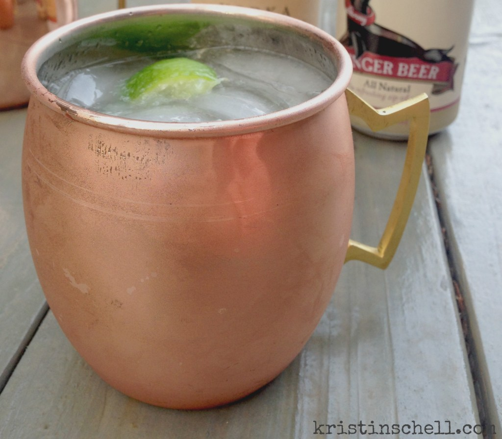 Moscow Mule | kristinschell.com