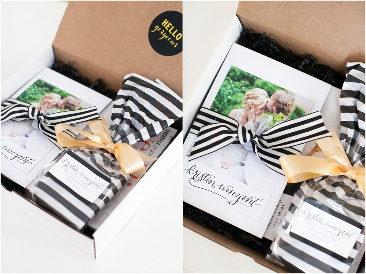 New Client Welcome Packet Weddings Nashville Wedding