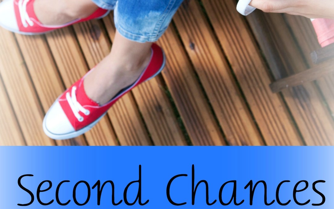 Second Chances- My new short story
