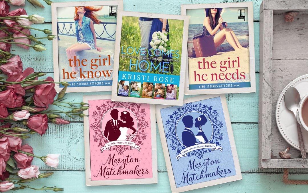 The Girl He…Series – do I keep going?
