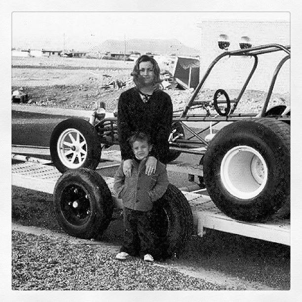 Mom & Ricky