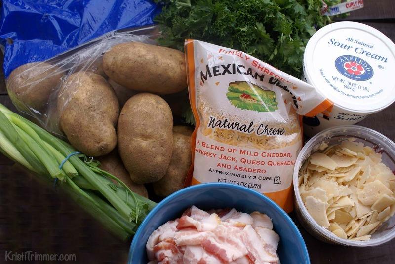 Pancetta Cheddar Mashed Potatoes Ingredient List