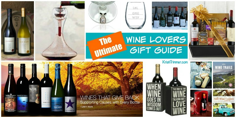 Ultimate Wine Lovers Gift Guide 2015