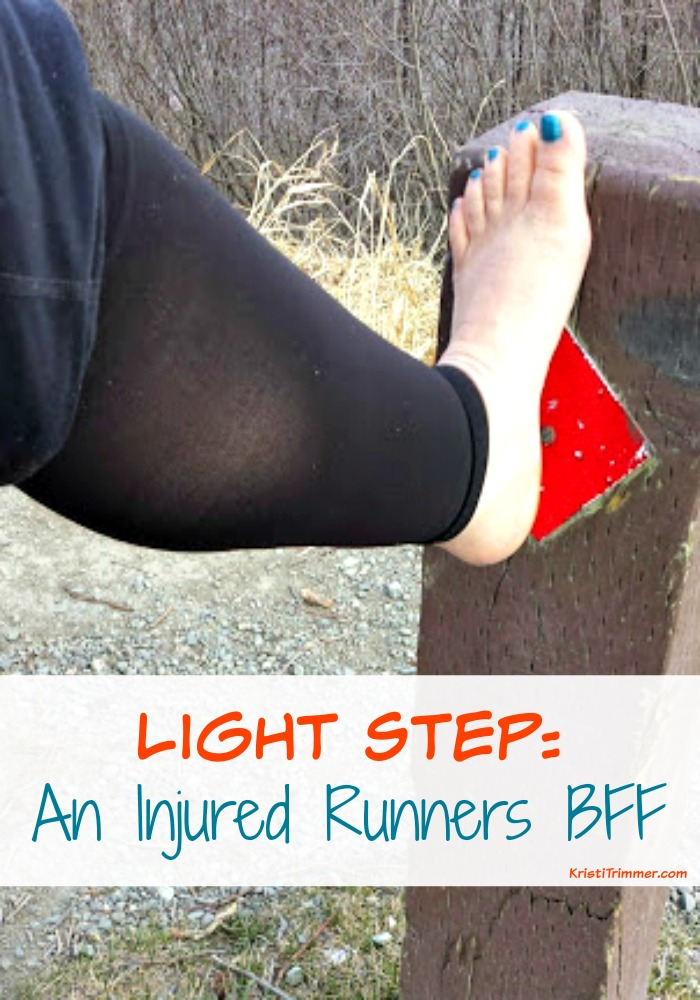 Light Step Injured Runners BFF