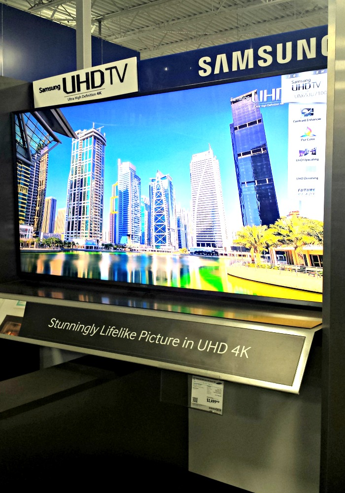 Samsung SUHD Best Buy