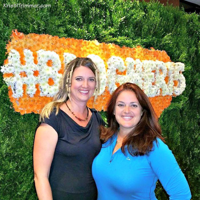 BlogHer - Kristi & Jema