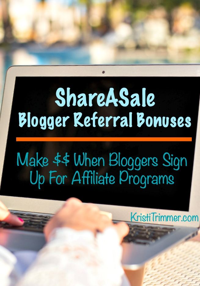 ShareASale Blogger Referral Bonuses