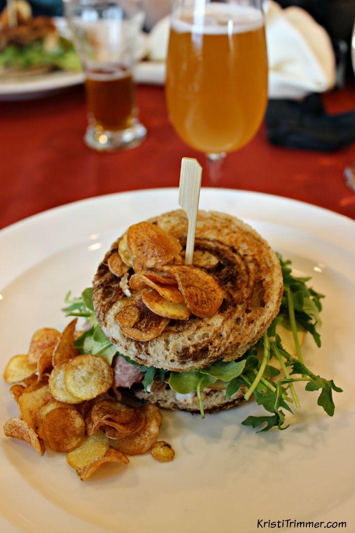 TAL - Beer Sandwich