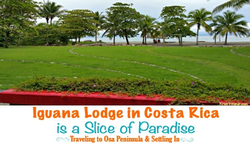 Iguana Lodge in Costa Rica is a Slice of Paradise feature