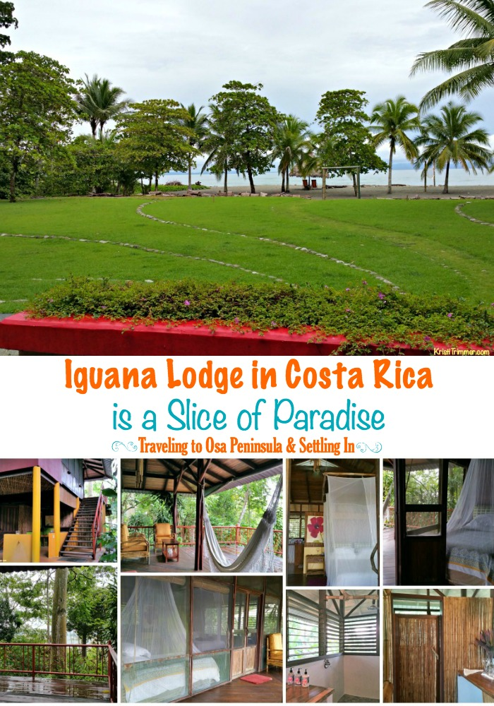 Iguana Lodge in Costa Rica is a Slice of Paradise
