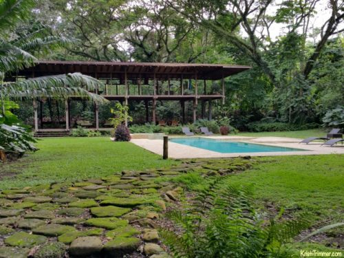 Iguana Lodge_Yoga Studio & POol
