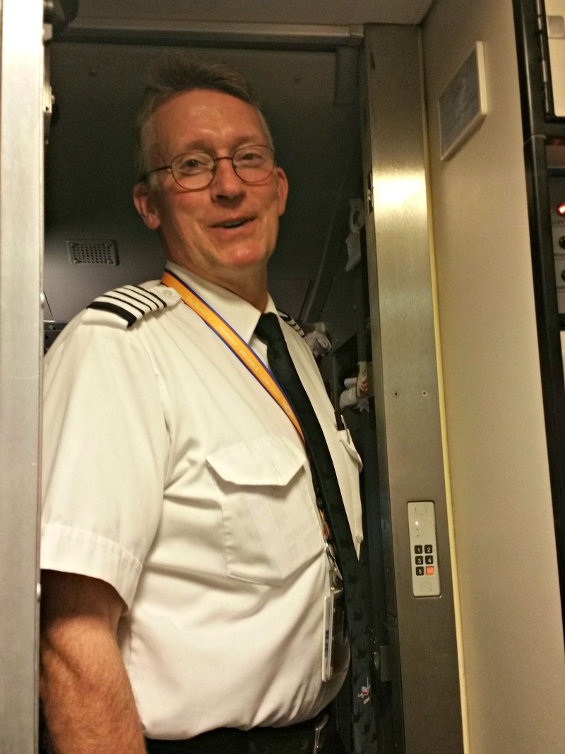 Southwest Air Captain